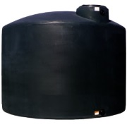 Norwesco 7500 Gal Plastic Water Storage Tank 44121