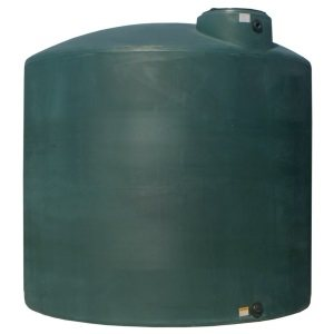 7750 Gallon Plastic Water Storage Tank