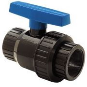 "1-1/2"" Single Union Ball Valve (Florida)"