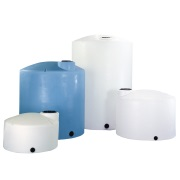Plastic Vertical Storage Tanks (Polyethylene)