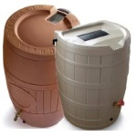 Rain Barrels - Rainwater Collection