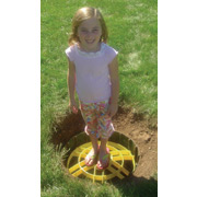 "Polylok 24"" Septic Tank Riser Safety Screen"