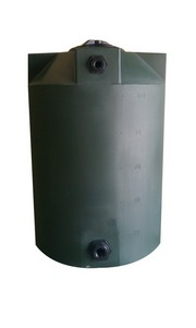 Poly-Mart 100 Gallon Vertical Water Storage Tank