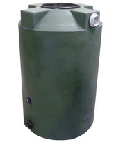 Poly-Mart 200 Gallon Rainwater Harvesting Tank