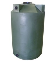 Poly-Mart 500 Gallon Vertical Water Storage Tank