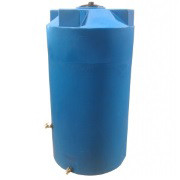 Poly-Mart 250 Gallon Heavy Weight Emergency Water Storage Tank 1.9 SG