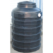 175 Gallon Plastic Water Storage Tank