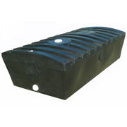 350 Gallon Low Profile Water Hauling Tank