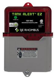 TANK ALERT EZ-02X (240 VAC no float)