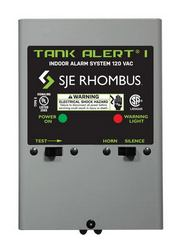 Tank Alert I Alarm System 101-02H (230 VAC w/15' Sensor Float® High Level)