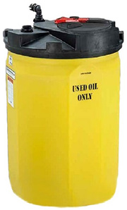 1000 Gallon Double Wall Waste Oil Tank