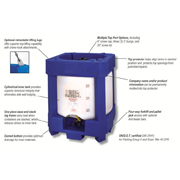 220 Gallon Snyder Standard Ultratainer IBC