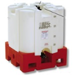 Snyder Industries Premium Square Stackable IBCs
