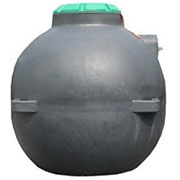 Snyder 300 Gallon Sphere Pump Tank