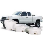 Snyder Industries Pickup Truck Bed Poly Water Tanks