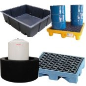 Spill Prevention Pallets