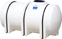 Plastic Horizontal Storage Tanks