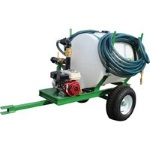 Turbo Turf Hydro-Seeding Systems