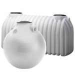 Plastic Water Tanks (Underground Water Cisterns)
