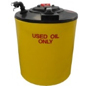 used oil containers