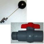 San Antonio Ball Valves / Float Valves