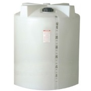 210 Gallon Vertical Liquid Storage Tank