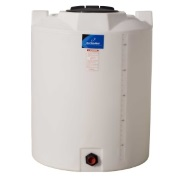295 Gallon Vertical Liquid Storage Tank