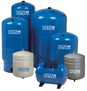 Water Worker 4.4 Gallon Well Pressure Tank